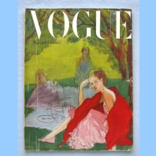 Vogue Magazine - 1947 - July